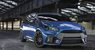 FordFocusRS 1 310x165 New pictures and data for the upcoming Ford Focus RS