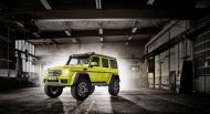 G 500 4×4 7 190x103 PP Performance Mercedes Benz G 500 4x4² mit 500PS & 724NM