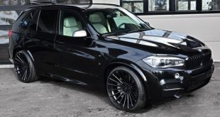 Hamann BMW X5 F15 hamann 1 310x165 BMW X5 F15 M50d from tuner Hamann with 430PS and 23 inches