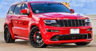 Jeep Grand Cherokee Strassen Wheels 1 310x165 Tuning am neuen Jeep Grand Cherokee SRT von Strasse Wheels