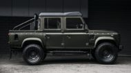 LAND ROVER DEFENDER 2.2 TDCI XS 110 DOUBLE CAB PICK UP CHELSEA WIDE TRACK Tuning 4 190x107 Kahn Design zeigt Land Rover Defender 2.4 TDCI XS 110 Doppel Cab