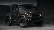 LAND ROVER DEFENDER 2.2 TDCI XS 110 DOUBLE CAB PICK UP CHELSEA WIDE TRACK Tuning 5 190x107 Kahn Design zeigt Land Rover Defender 2.4 TDCI XS 110 Doppel Cab