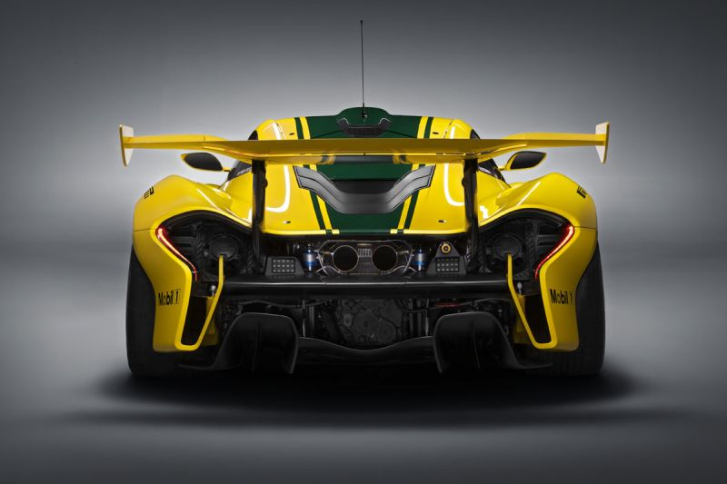 McLaren P1 GTR vs f1 gtr 10 About us