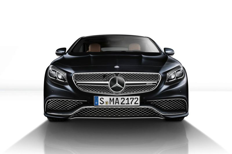 Mercedes S 65 AMG Coupe 1 Mercedes zeigt sein S 65 AMG COUPÉ 2015
