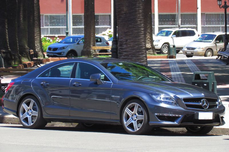 Mercedes Benz CLS 63 AMG 4Matic 1 PP Performance tunt den Mercedes CLS 63 AMG