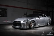 Nissan GT R Vellano Forged Wheels 1 190x127 Schicker Nissan GT R mit Vellano Forged Wheels