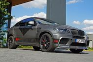 PP bmw x6m 1 190x127 PP Performance powert den BMW X6M zum BMW X6M RS800