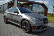 PP bmw x6m 3 190x127 PP Performance powert den BMW X6M zum BMW X6M RS800