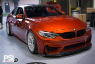 PSI tuning bmw f82 m4 1 190x127 BMW M4 F82 vom Tuner PSI in Sakhir Orange