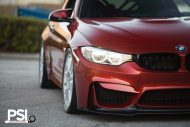 PSI tuning bmw f82 m4 4 190x127 BMW M4 F82 vom Tuner PSI in Sakhir Orange