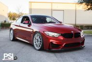 PSI tuning bmw f82 m4 9 190x127 BMW M4 F82 vom Tuner PSI in Sakhir Orange