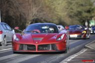 Paul Bailey and 3 supercars 7 190x126 Video: Porsche 918 Spyder, Paul Bailey´s Ferrari LaFerrari und McLaren P1