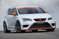 Seat Leon Cupra JE Design tuning 1 190x127 Widebody Kit von JE Design am neuen Seat Leon Cupra