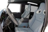 Startech Land Rover Defender Interieur Tuning 5 190x127 Land Rover Defender Sixty8 vom Tuner Startech