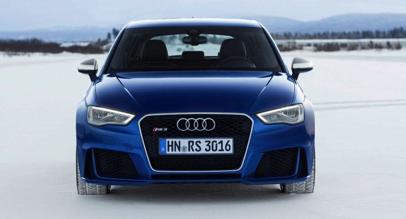audi rs3 sportback 1 Audi RS3 Sportback mit 362PS ab 54.000€ in England