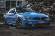 bmw m4 brixton wheels 5 190x127 BMW M4 F82 in Yas Marina Blau und mit Brixton Wheels
