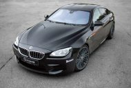 bmw m6 g power 1 190x127 Wuchtig! Der G Power BMW M6 Gran Coupé Bi Tronik III kommt