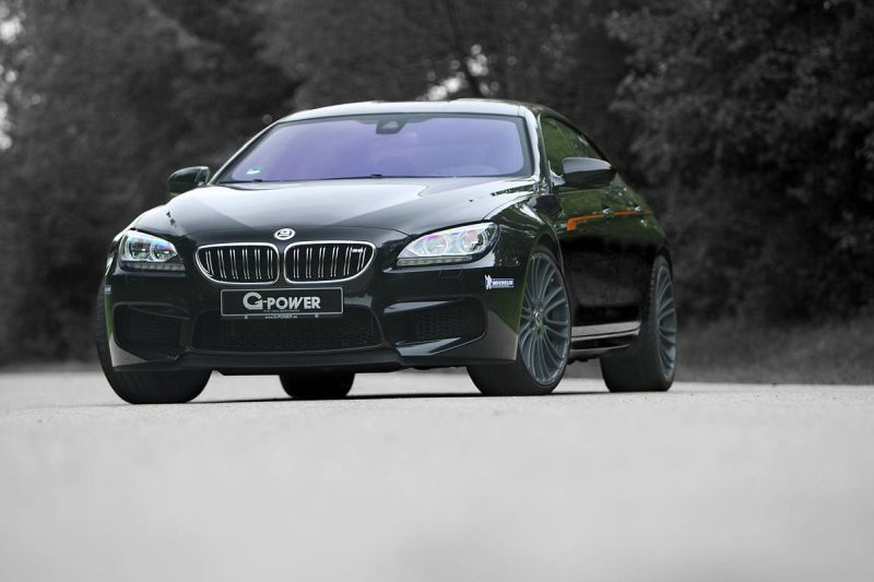 bmw m6 g power 2 About us