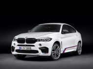 bmw x6 m with bmw m parts 07 190x142 BMW M Performance Parts am neuen BMW X6 M
