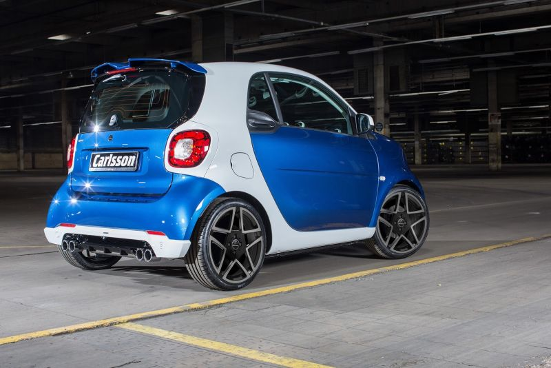 carlsson smart fortwo ck10 tuning kit 1 Carlsson mit Tuning Kit CK10 am Smart Fortwo!