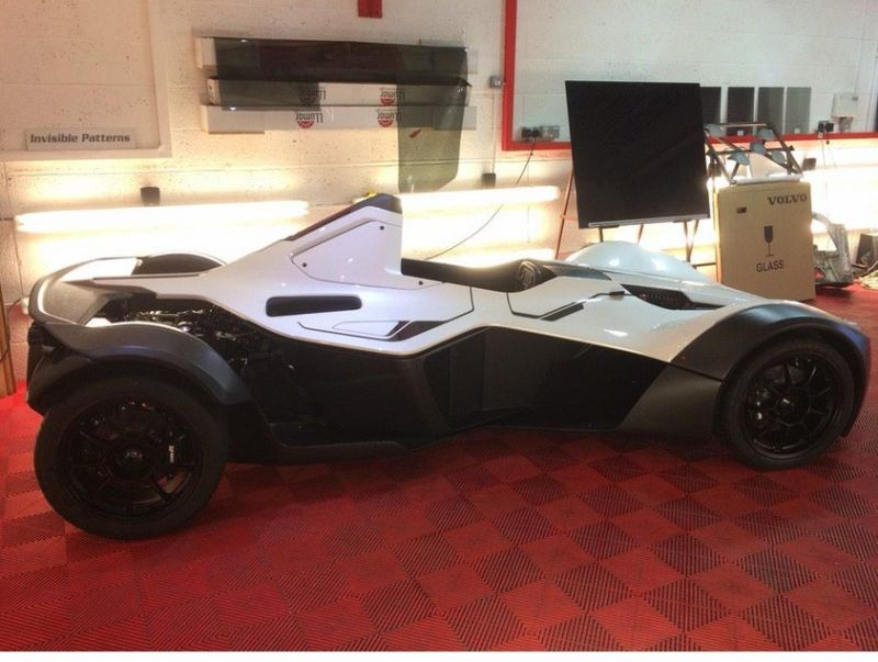 deadmau5s bac mono car 1 Briggs Automotive Company baut Deadmau5 das BAC Mono Car
