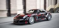edo competition porsche 911 1 190x90 Kraftwerk! Porsche 911 Turbo S vom Edo Competition