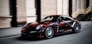 edo competition porsche 911 5 190x90 Kraftwerk! Porsche 911 Turbo S vom Edo Competition