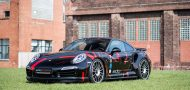 edo competition porsche 911 6 190x90 Kraftwerk! Porsche 911 Turbo S vom Edo Competition