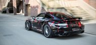 edo competition porsche 911 8 190x90 Kraftwerk! Porsche 911 Turbo S vom Edo Competition
