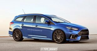 ford focus rs wagon  1 310x165 Scharfe Golf R Konkurrenz! Der Ford Focus RS Wagon von X Tomi Design