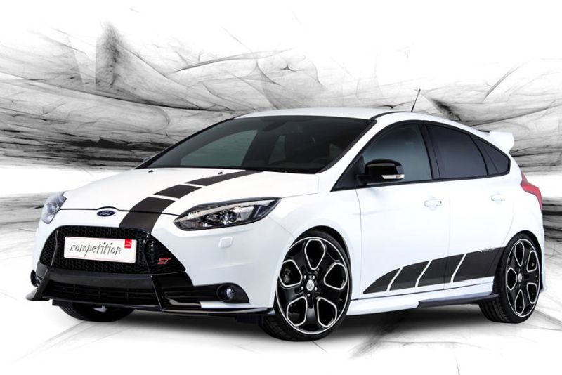 ford focus st competition ms design 1 Audi, Mercedes, BMW   Tuning? MS Design GmbH macht's möglich
