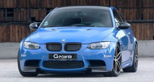 g power 630 HP 1 310x165 G Power shows 630PS tuning on the BMW E92 M3