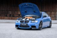 g power 630 hp 3 190x127 G Power zeigt 630PS Tuning am BMW E92 M3
