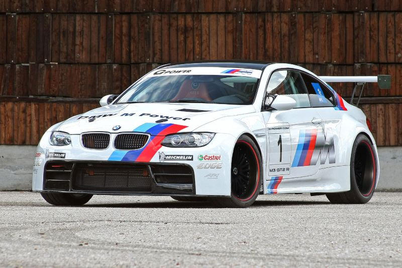 G-Power BMW M3 GT2