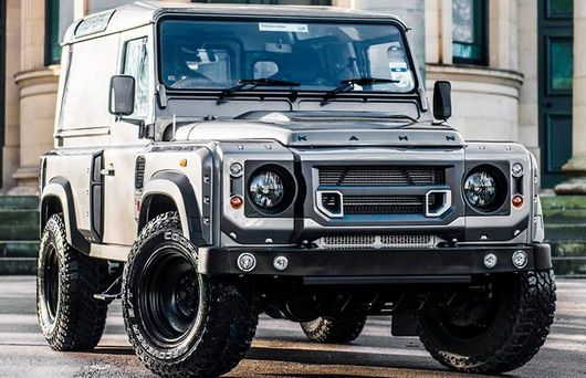 kahn defender 1 Land Rover Defender! Tuning von Kahn Design
