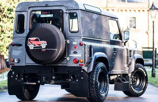 kahn defender 2 Land Rover Defender! Tuning von Kahn Design