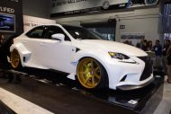 lexus is 12 190x127 Lexus IS 350 F extrem auf der Sema 2013