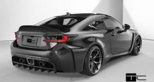 lexus rc f tc concepts 1 310x165 TC Concepts dubs the new Lexus RC F
