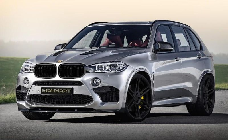manhart racings bmw x5 m 1 Manhart BMW X5 M (MHX5 750) extrem! 750PS und 1.000NM