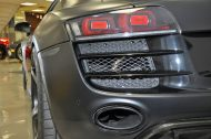 matte black audi r8 11 190x126 Audi R8 matt Schwarz! 800PS Dank VF Engineering