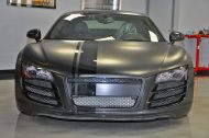 matte black audi r8 3 190x126 Audi R8 matt Schwarz! 800PS Dank VF Engineering