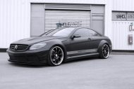 mercedes cl 500 famous parts 3 190x127 Matte Edition von Famous Parts für den Mercedes CL 500