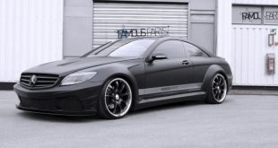 mercedes cl 500 famous parts 3 310x165 Matte Edition von Famous Parts für den Mercedes CL 500