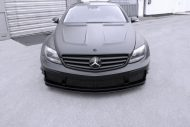mercedes cl 500 famous parts 5 190x127 Matte Edition von Famous Parts für den Mercedes CL 500