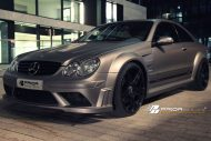 mercedes clk prior design black edition 41 190x127 Mercedes CLK Black Edition vom Tuner Prior Design