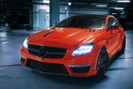 mercedes cls 63 amg stealth german special customs 1 190x127 Mercedes CLS 63 AMG von GSC German Special Customs