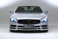 mercedes sl 500 lorinser 1 190x127 Lorinser zeigt edles Tuning am Mercedes SL 500