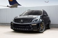 ml63 topcar 2 190x127 Topcar Tuning Version des Mercedes ML 63 AMG namens Deceptikon Edition