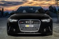 oct tuning rs6 2 190x127 Mehr Dampf im aktuellem Audi RS6 durch O.CT Tuning
