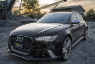 oct tuning rs6 4 190x127 Mehr Dampf im aktuellem Audi RS6 durch O.CT Tuning